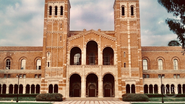 UCLA: Royce Hall