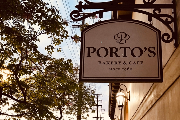 Porto's Bakery & Café: Horchata Latte Review