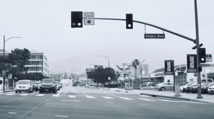 Los Angeles Overcast