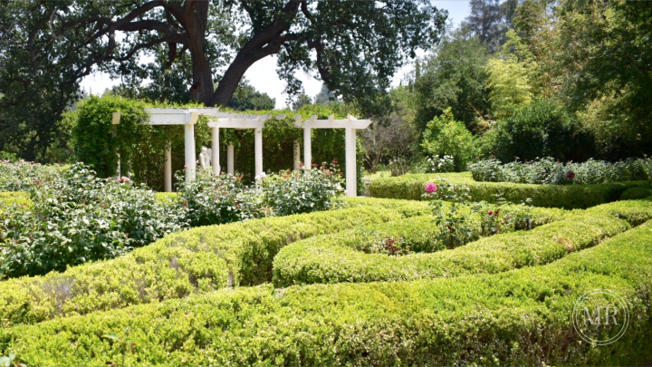 Orcutt Ranch's Rose Garden