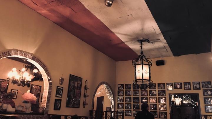 The Bachelor Party: Antonio'sRestaurant