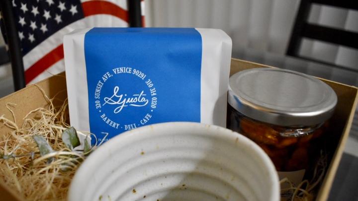 Gjusta Coffee and a note aboutGratitude