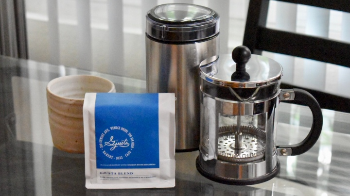 Gjusta Coffee