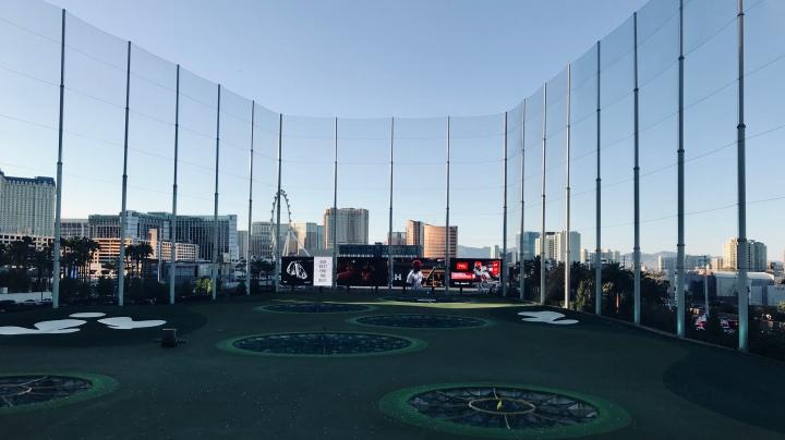 Las Vegas |Topgolf
